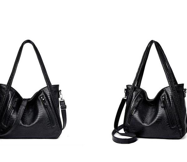 010-the-archetypal-bag-leather-croc-crossbody-bag-for-women-big-bag-zipper-black-leather-purse-totes- (1)