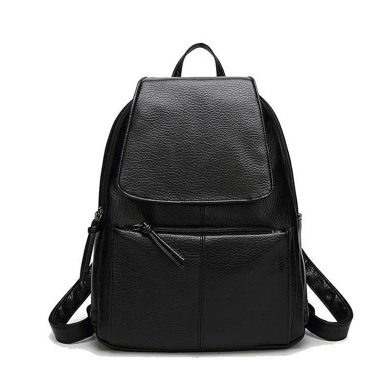 11 Backpack Leather S Backpacks Outdoor Everyday Mochila
