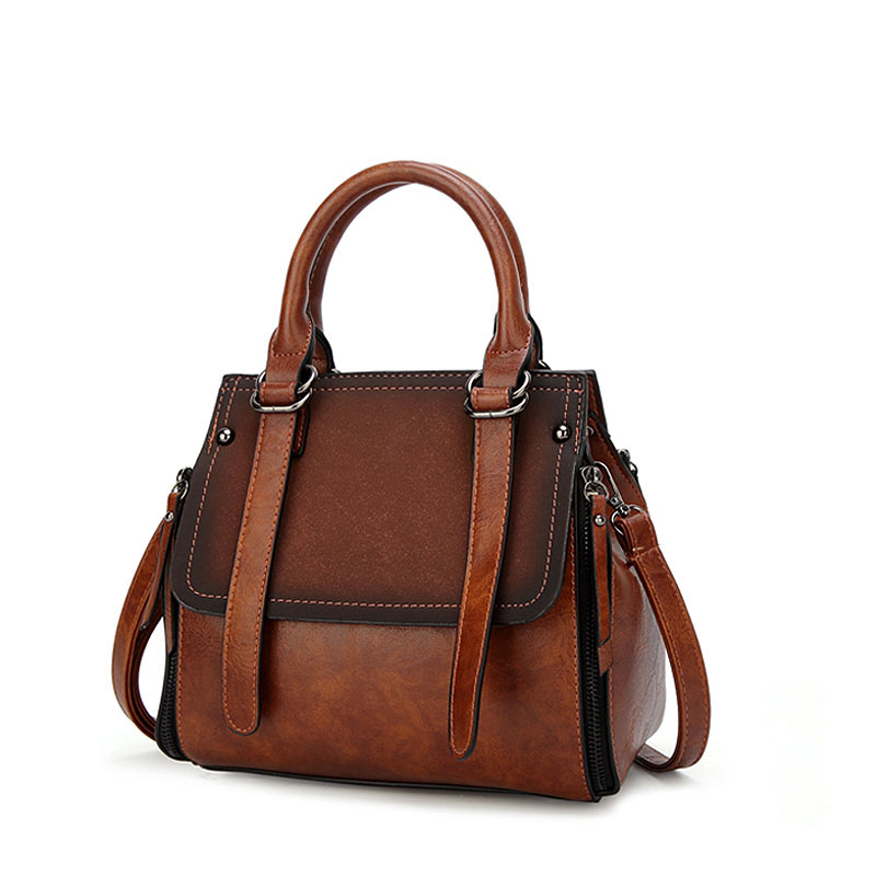 Leather Handbag Shoulder Bags