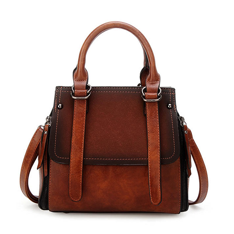 The Sophisticated Leather Handbag Shoulder Bags For Women Tote Bag