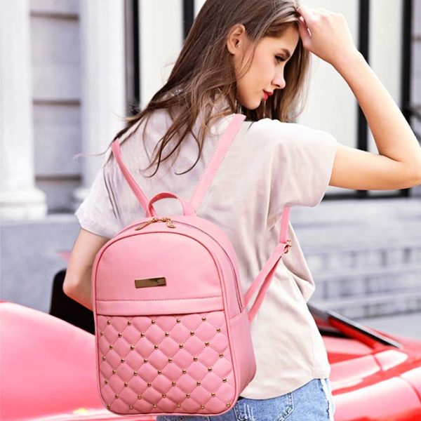womens-backpack-minimal-classic-backpack-with-rucksack-for-girls-bags-for-work-back-pack-for school- (3)