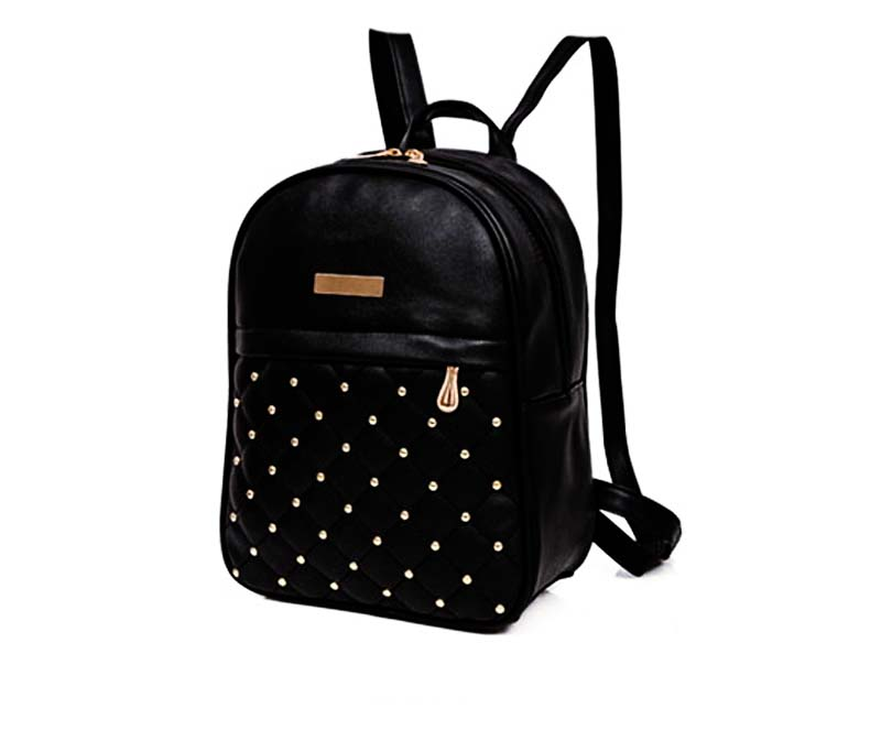 Womens Backpack Minimal Classic With Rucksack For