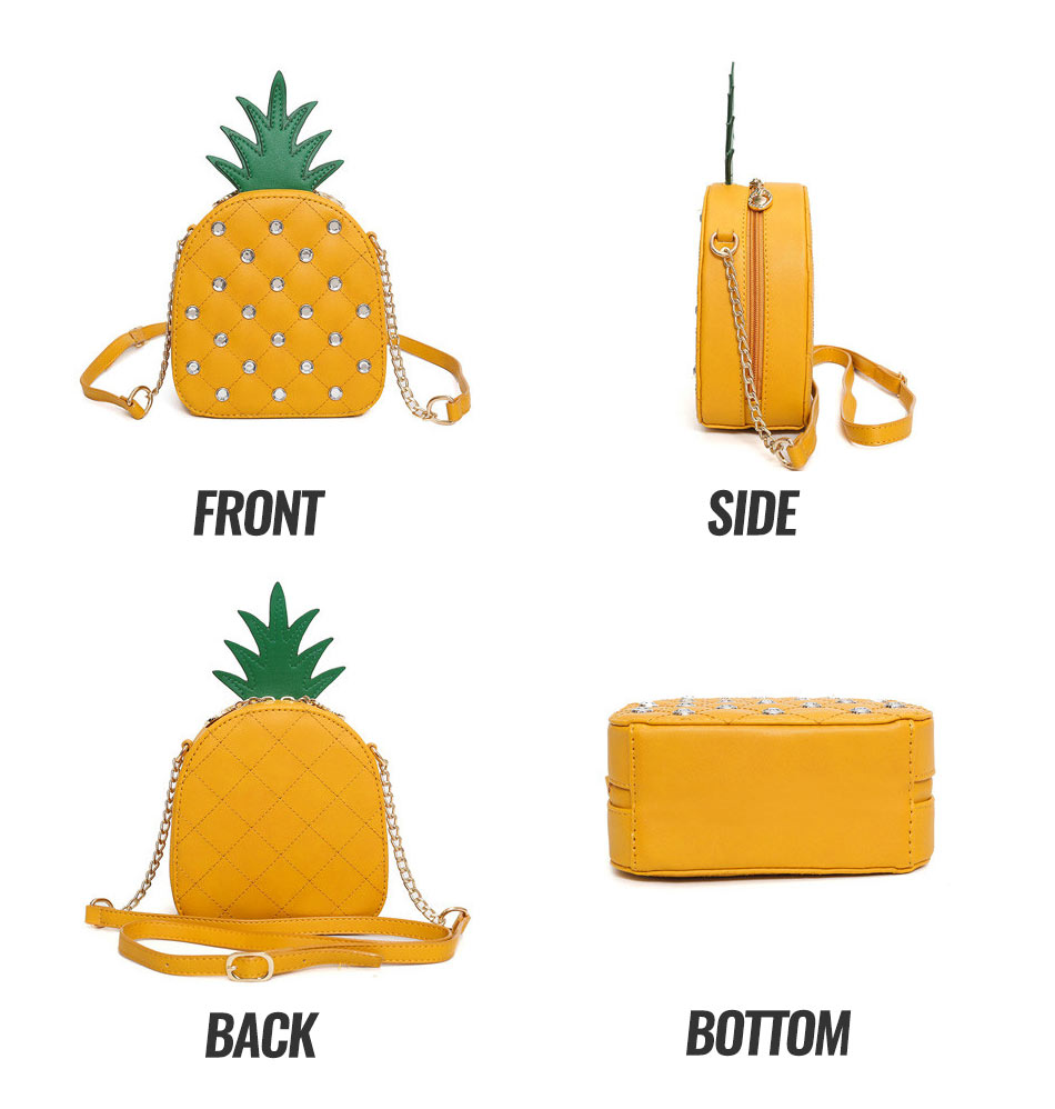 The-Pineapple-Bag---Clutch-Bag---Beautiful-Mini-Pineapple-Women-Messenger-Bag-with-Chain-&-Diamonds---Shoulder-Bag---Crossbody-Bags-for-women-white-yellow-(5)