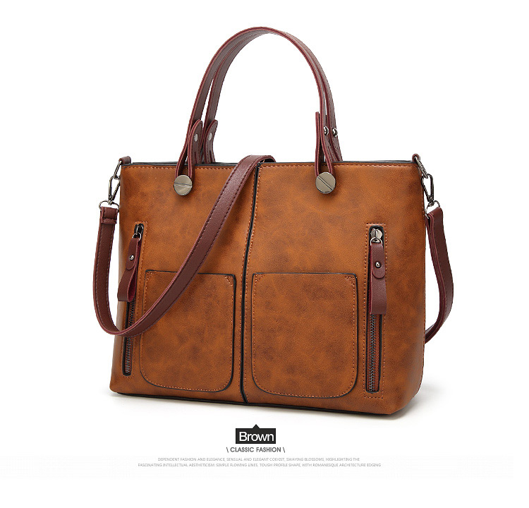 brown-tote-leather-bag-for-women-totes-vintage-