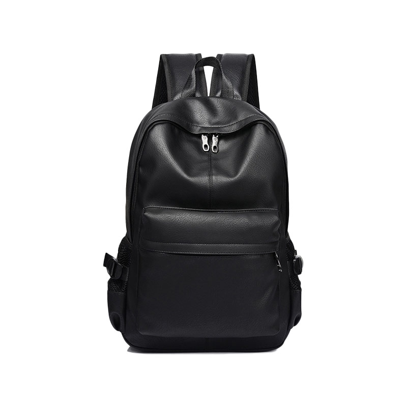 black-leather-backpack-mens-womens-unisex-backpack-leather-black-university-school-work-laptop-backpack-classic black-leather rucksack-(1)