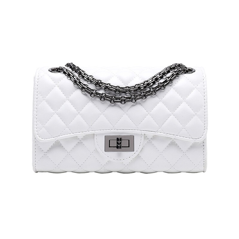 the-symmetrical-white-silver-leather-clutch-bag-chanel-purse-for-women-2021-chanel-quilted-leather-fashion-bag-casual-with-chain-ladies-bag--shoulder-messenger-clutch-purse