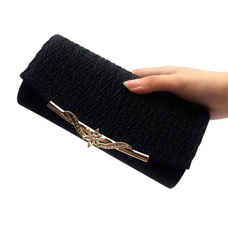 BLACK-clutch-purse-for-women-girls-wedding-clutches
