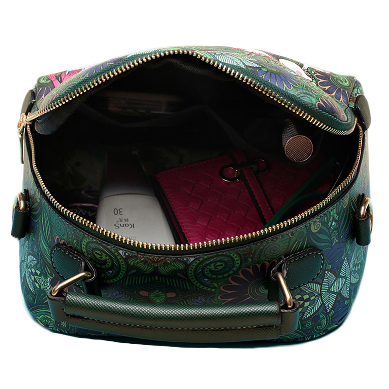 The-Ladies-Handbag -Leather-Purse-with-Abstract-Design-Cartoon-Crossbody-purse-Handbag-for-girls- (2)
