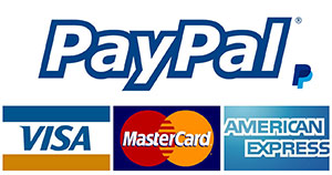 Pay with PayPal - Secure Payments - Clutchtotebags - Bags for Women