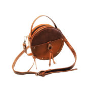 the-round-purse-leather-circle-bag-for-women-girls-circular-shape-bag-vintage-round-bag-brown-