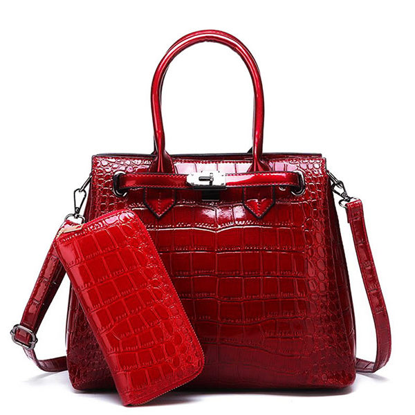 alligator-bag-for-women-beautiful-leather-tote-purse-red-on-sale-handbag