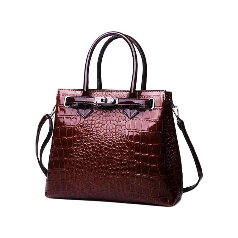 leather-tote-red-black-brown-alligator-leather-purse-for-women-on-sale- (1)