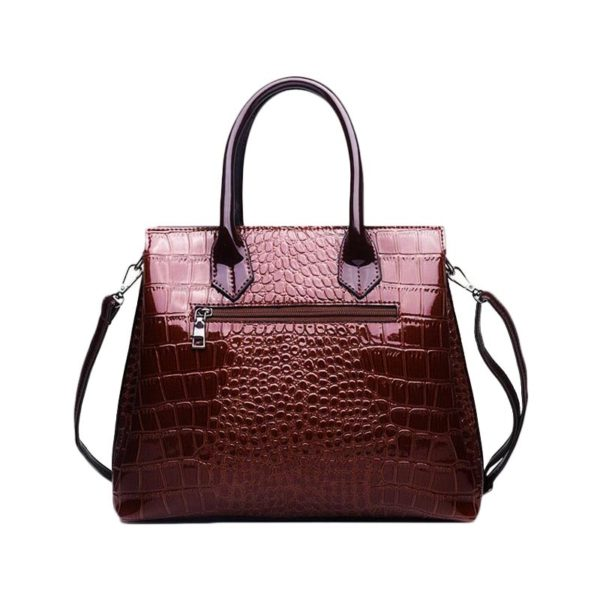leather-tote-red-black-brown-alligator-leather-purse-for-women-on-sale- (2)