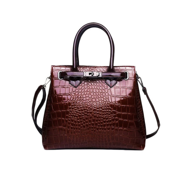 the-alligator-purse-vintage-leather-bag-tote-purse-aligator-handbag-brown-color