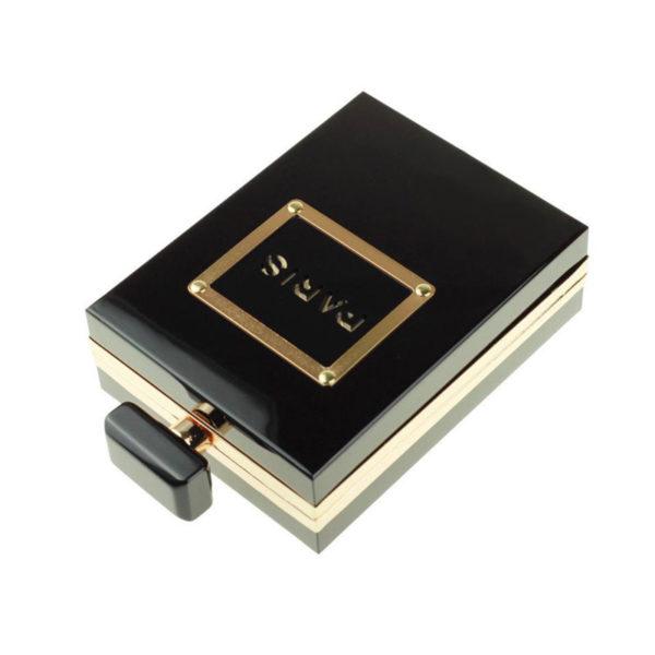 Box-clutch-bag-black-paris-box-shaped-bag-perfume-paris-purse-transparent-clear (2)