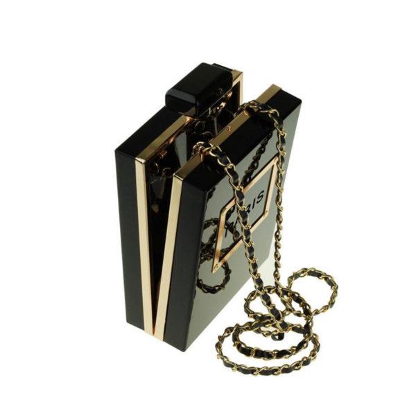 Box-clutch-bag-black-paris-box-shaped-bag-perfume-paris-purse-transparent-clear (3)